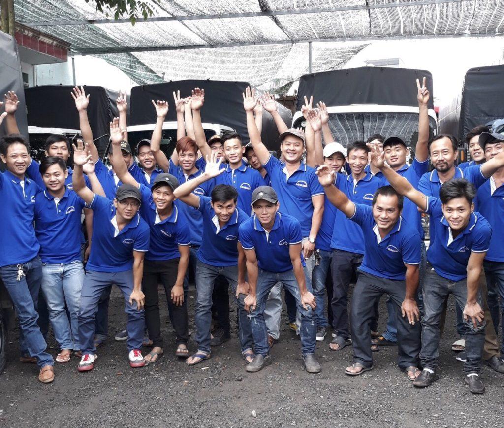 Dịch vụ Taxi tải chuyển nhà Sài Gòn Xanh