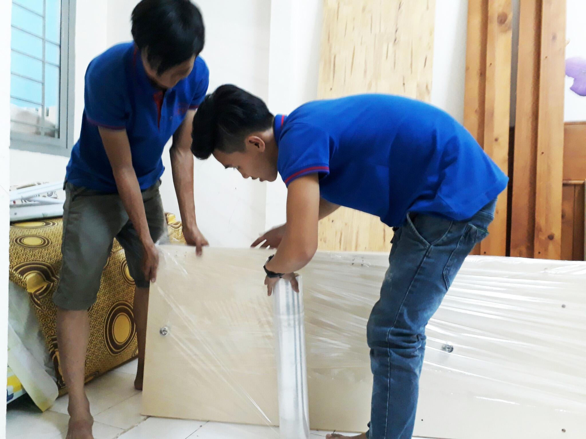 Dọn nhà trọn gói giá rẻ Sài Gòn Xanh