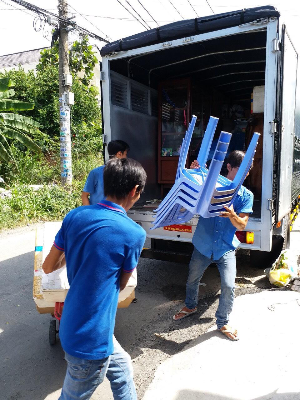 chuyển nhà trọn gói huyện Củ Chi