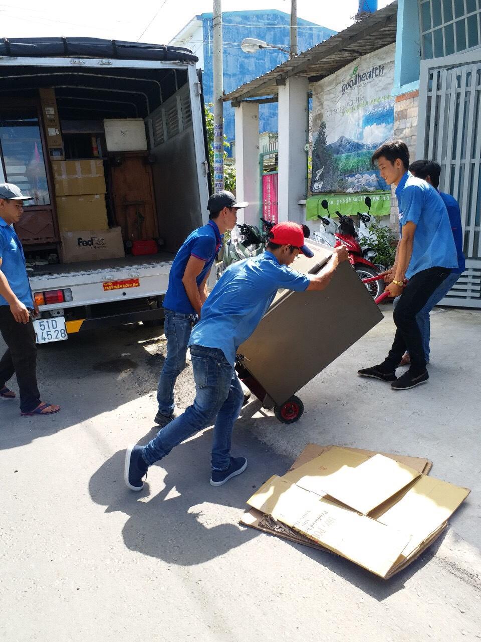 dịch vụ chuyển văn phòng quận Bình Thạnh