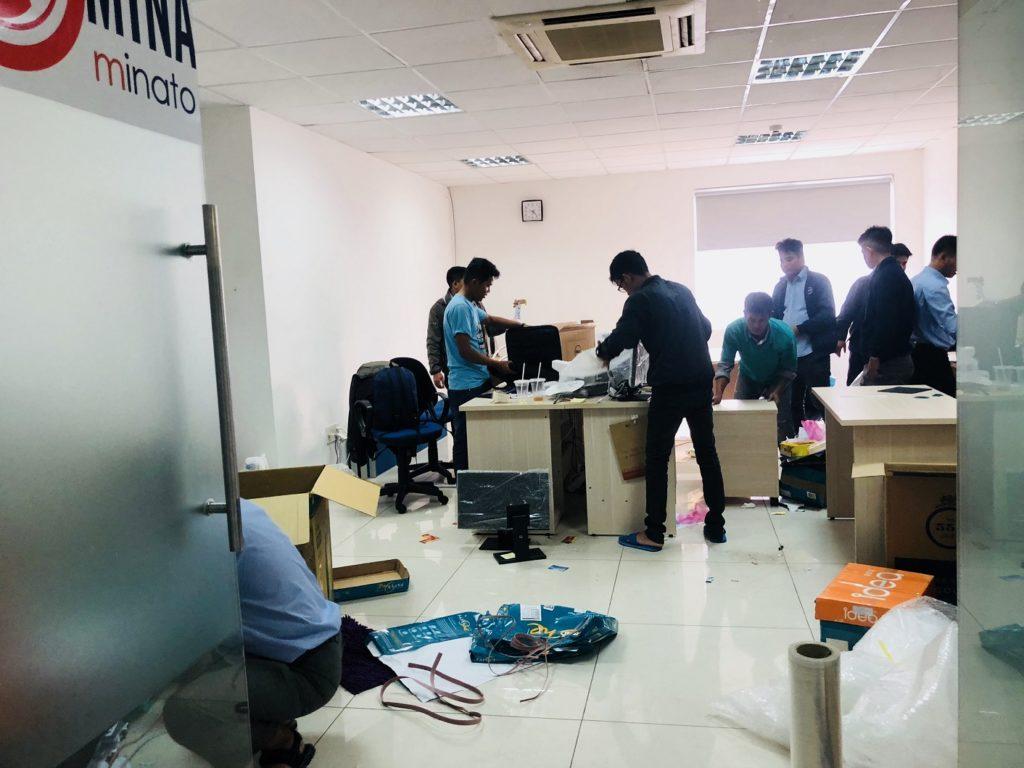 chuyển văn phòng trọn gói quận Gò Vấp