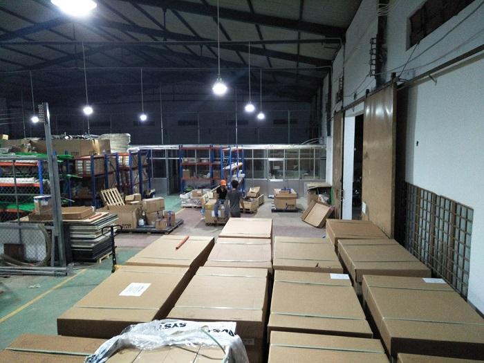 chuyển kho xưởng trọn gói Thuận An