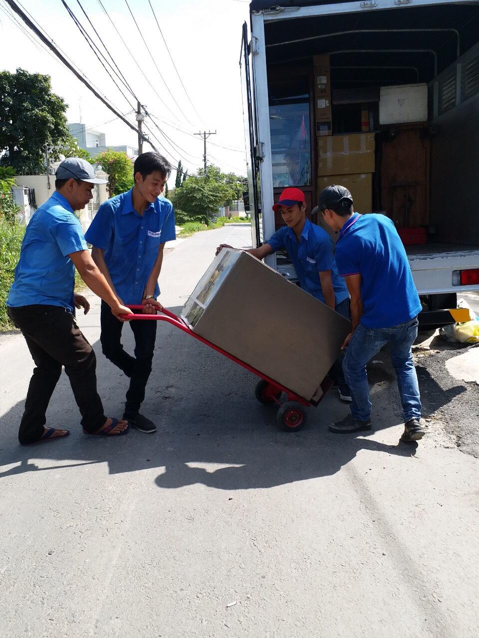 dịch vụ chuyển nhà trọn gói Thủ Dầu Một