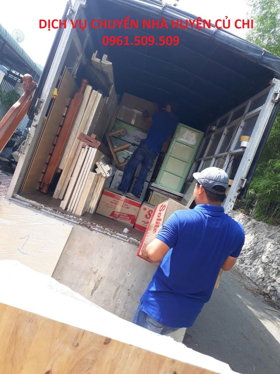 dịch vụ chuyển nhà huyện củ chi