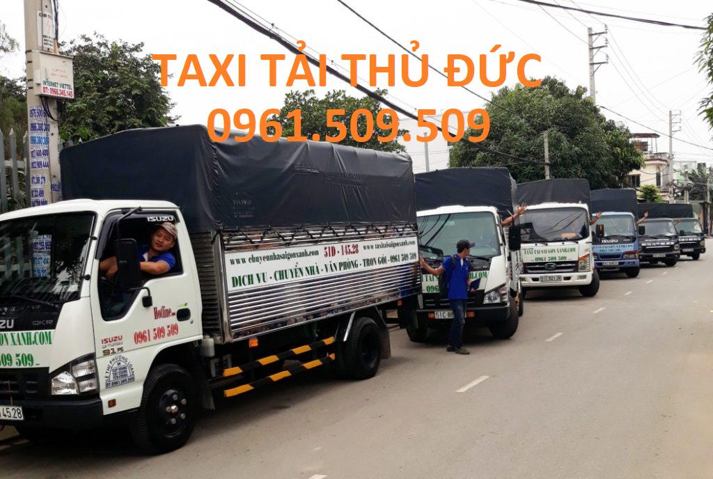 taxi tải thủ đức